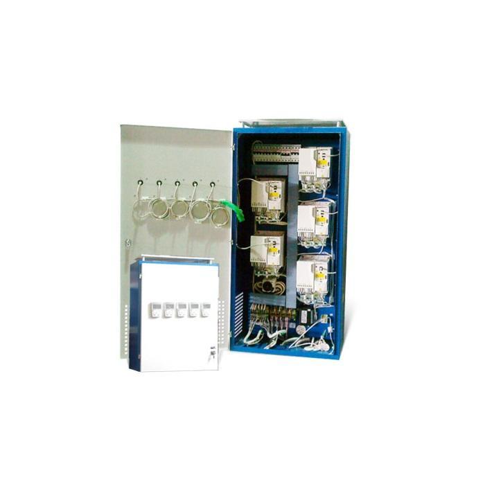 Устройство управления частотно-управляемым электроприводом технологических установок промышленных предприятий