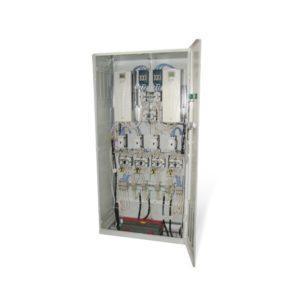 Pump units control device YYNY type