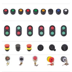 Кнопки та інше